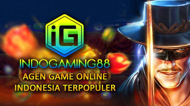 Agen Judi Online Terpercaya Indogaming88