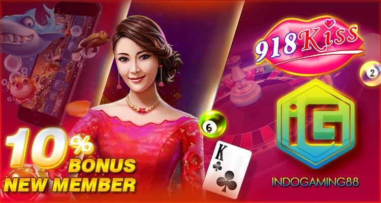 Slot 918Kiss Indogaming 88