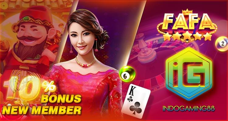 Fafa Slot Online Indgaming 88