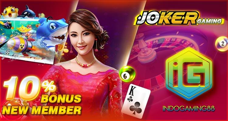 Slot Joker123 Gaming Indogaming88