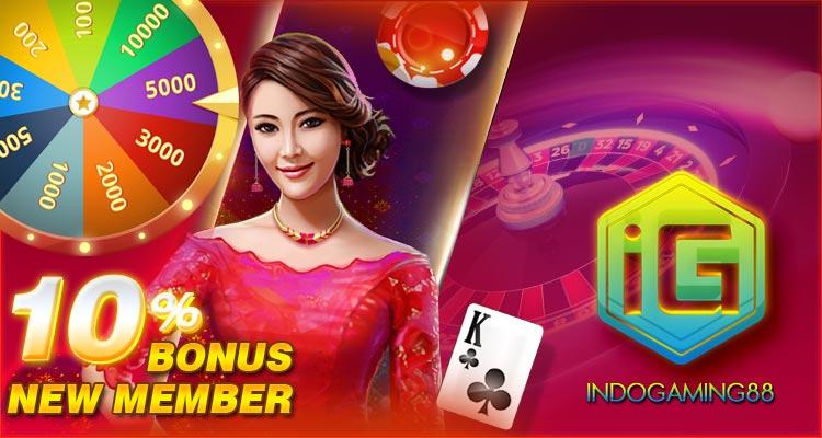 Judi Casino Live Indogaming88