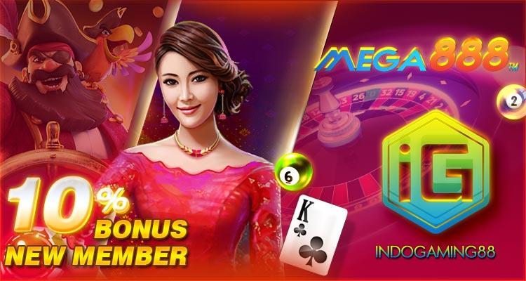 Slot Mega888 Indonesia Indogaming88