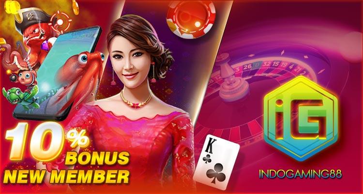Situs Judi Slot Online Terpercaya Indogaming88.Net