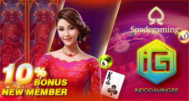 Slot Spadegaming Indogaming88
