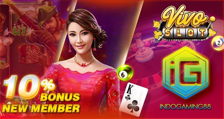 Vivo Slot Indogaming 88