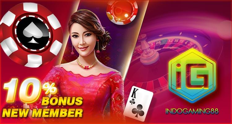 Indo Gaming Casino