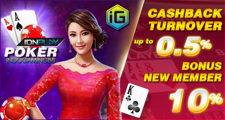 Indo Gaming Poker