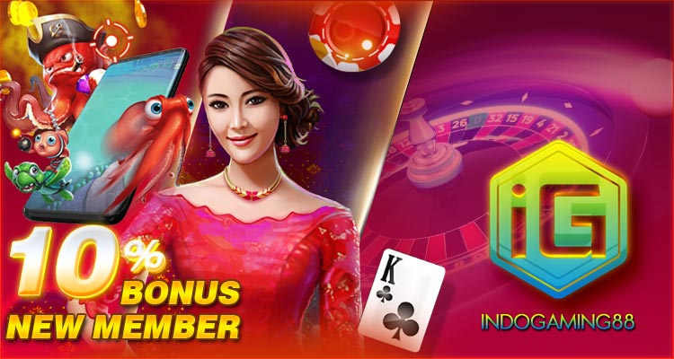 Indonesia Gaming Online