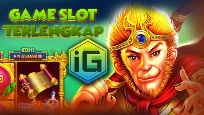 Indonesia Gaming Slot