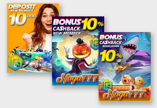 promo bonus naga777