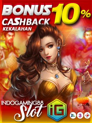 Cashback Slot