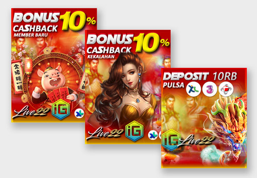 Promo dan Bonus Slot22
