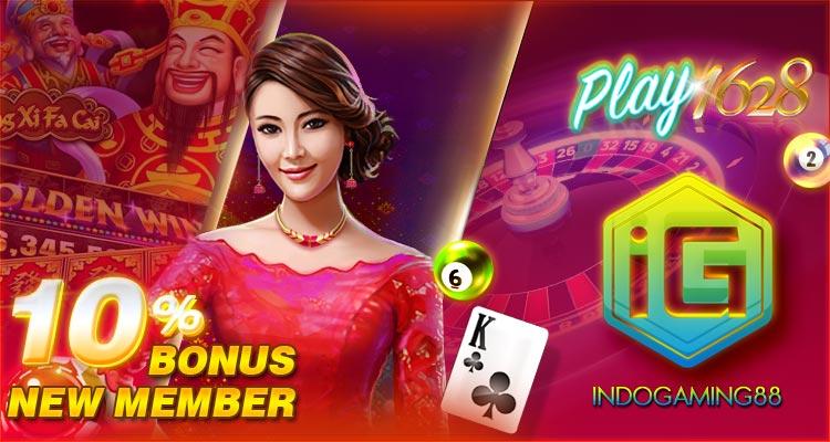Play1628 Indogaming Deposit Pulsa