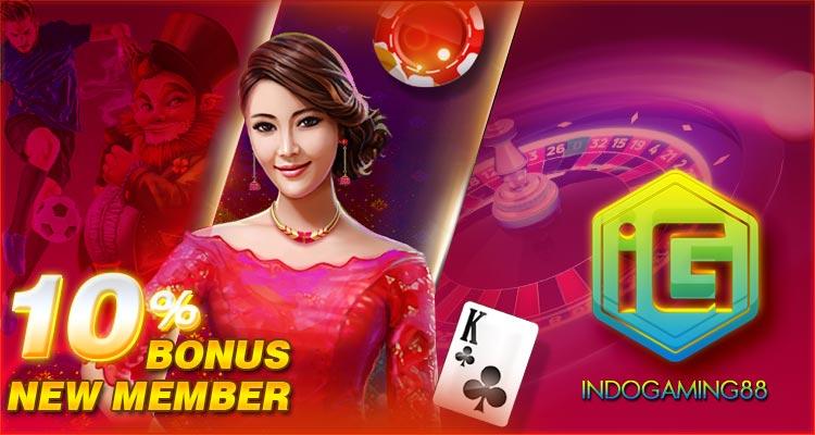 Slot Indogaming Online